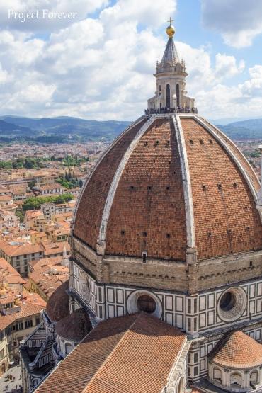 Näkymä Giotton kellotornista