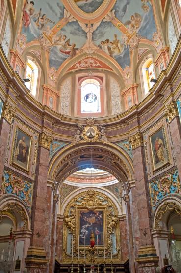 Carmeliten luostari Mdinassa
